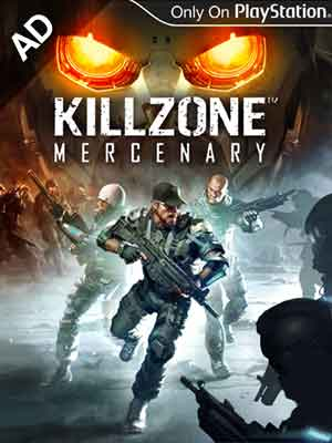 Intense Cinema | Purchase Killzone Mercenary for Playstation 3 at Amazon