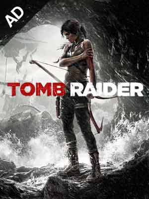 Intense Cinema | Purchase Tomb Raider for Playstation 3, Xbox 360, and Windows at Amazon