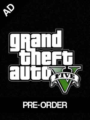 Intense Cinema | Purchase Grand Theft Auto 5 for Playstation 3 and Xbox 360 at Amazon