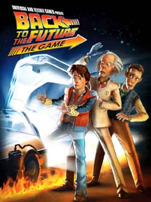 Intense Cinema | Back to the Future: The Game