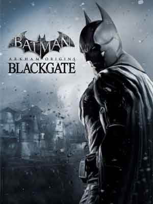 Intense Cinema | Batman: Arkham Origins - Blackgate