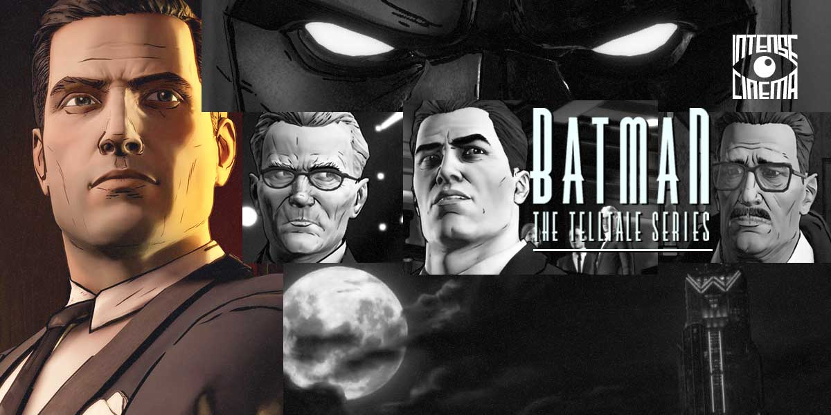Intense Cinema | Watch 'Batman: The Telltale Series' feature length video game film on @IntenseCinema