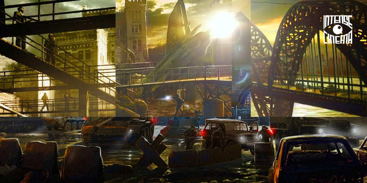 Intense Cinema | Watch 'Black' feature length video game film on @IntenseCinema