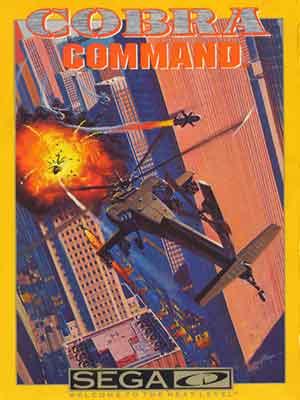 Intense Cinema | Cobra Command