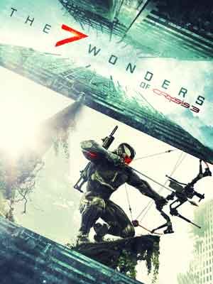 Intense Cinema | The 7 Wonders of Crysis 3
