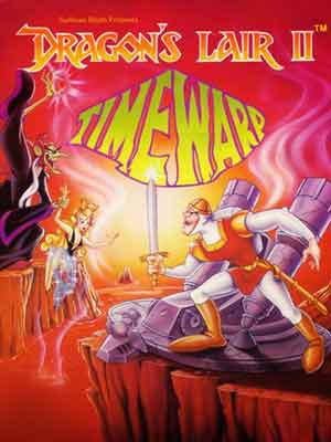 Intense Cinema | Dragon's Lair 2: Timewarp