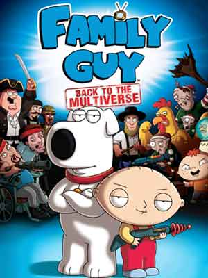 Intense Cinema | Family Guy: Back to the Multiverse