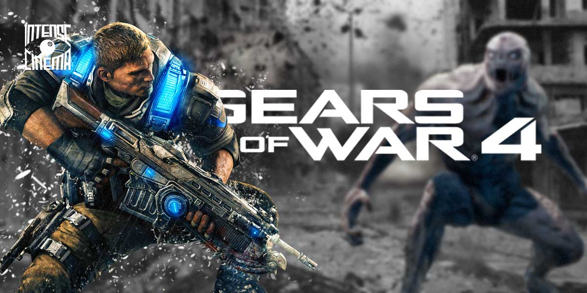 Intense Cinema | Watch 'Gears of War 4' feature length video game film on @IntenseCinema