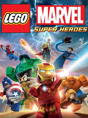 Intense Cinema | Lego Marvel Super Heroes