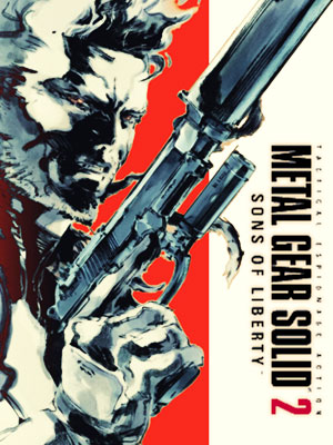 Intense Cinema | Metal Gear Solid 2: Sons of Liberty