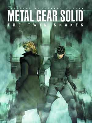 Intense Cinema | Metal Gear Solid: The Twin Snakes (03:43:39)