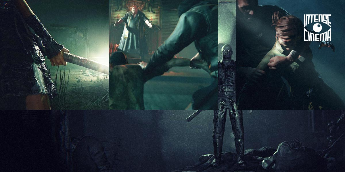 Intense Cinema | Watch 'Outlast 2' feature length video game film on @IntenseCinema