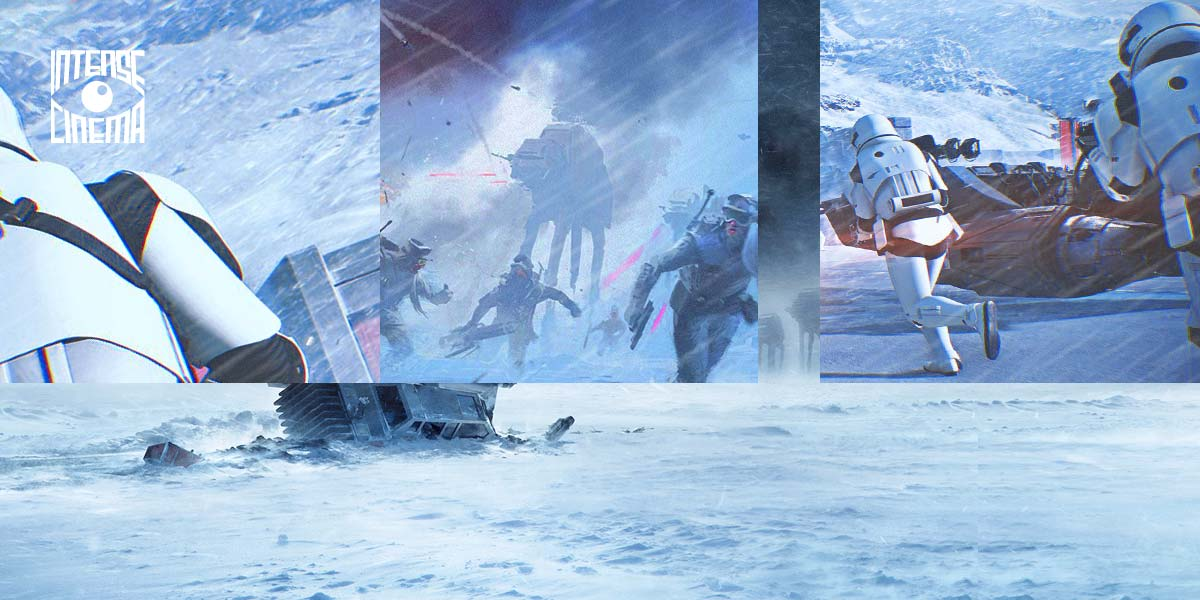 Intense Cinema | Watch 'Star Wars: Battlefront 2' feature length video game film on @IntenseCinema