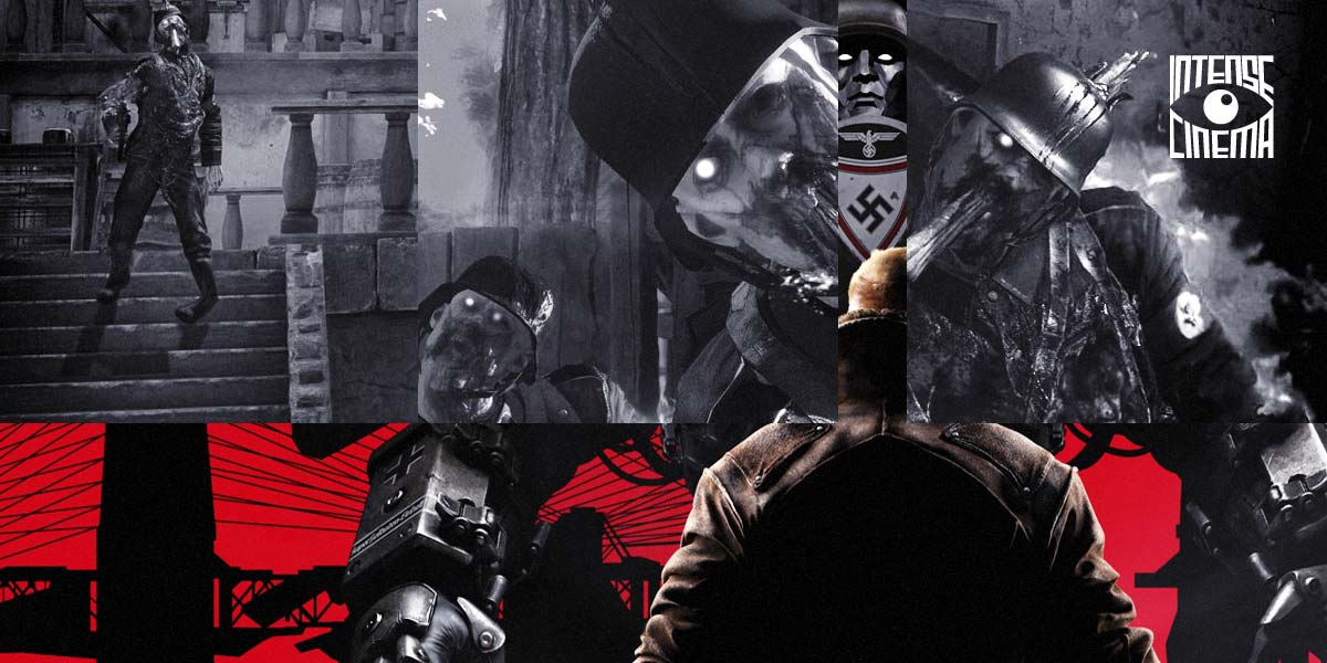 Intense Cinema | Watch 'Wolfenstein: The Old Blood' feature length video game film on @IntenseCinema